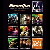 Status Quo (UK): Back2sq. 1 Live at Hammersmith [BR/CD]