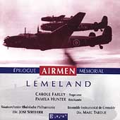 Lemeland: Airmen, Epilogue, Memorial, Time Landscapes
