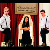 Nature of Feelings - works by Brahms, Piazzolla, Stravinsky / Akkordeon Trio