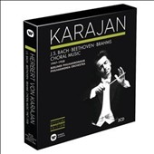 Karajan: Choral Music 1947-1958 - J.S. Bach: Mass in B minor; Beethoven: Missa solemnis; Brahms: German Requiem; Mozart