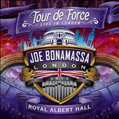 Joe Bonamassa: Tour de Force: Live in London - Royal Albert Hall