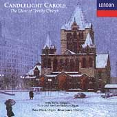 Candelight Carols / Jones, Choir of Trinity Church Boston