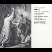 Gounod: Faust / Keilberth, Rosvaenge, Hann, Nissen, Welitsch