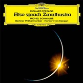 Richard Strauss: Also sprach Zarathustra [Platinum SHM-CD]