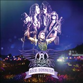 Aerosmith: Rocks Donington 2014 [1 DVD/2 CD] [Digipak] *
