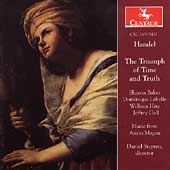 Handel: The Triumph of Time and Truth / Stepner, Aston Magna