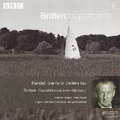 Britten the performer 9 - Handel, Britten / Harper, Pears