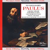 Mendelssohn: Paulus / Kuentz, Schlick, Salmon, et al
