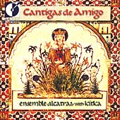 Cantigas de Amigo / Ensemble Alcatraz, KITKA