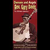 Rev. Gary Davis: Demons and Angels: The Ultimate Collection [Box]