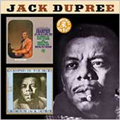 Champion Jack Dupree: Natural and Soulful Blues/Champion of the Blues