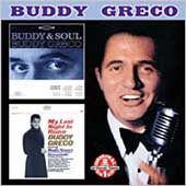 Buddy Greco: Body and Soul/My Last Night in Rome