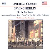 American Classics - Berlin for Brass /Chestnut Brass Company