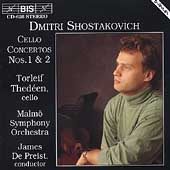 Shostakovich: Cello Concertos Nos. 1 & 2 / Thed&#233;en, DePreist