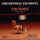 Orchestral Excerpts for Trumpet / Philip Smith