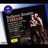 Beethoven: Fidelio / Bernstein, Janowitz, Popp, Kollo, et al
