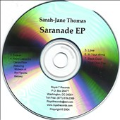 Sarah-Jane Thomas: Saranade LP
