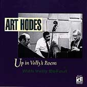 Art Hodes: Up in Volly's Room