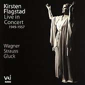 Kirsten Flagstad - Live in Concert / Melchior