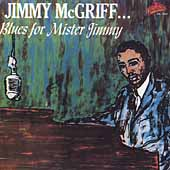 Jimmy McGriff: Blues for Mister Jimmy