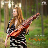 The Magic Bird / Emilia Amper, nyckelharpa (keyed fiddle) and vocals, Trondheim Soloists