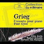 Grieg: Piano Concerto In A Minor, Peer Gynt Suites Nos. 1 & 2