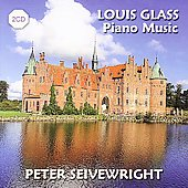 The Piano Music of Louis Glass / Peter Seivewright