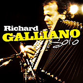 Richard Galliano: Solo