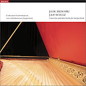 Palschau, et al: Concertos and Solo Works for Harpsichord