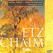 Rosner: Etz Chaim, etc / Donna Amato
