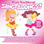 Various Artists: Kids: More Traditional Sing-Alongs!