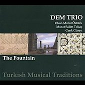 Dem Trio: The Fountain [Digipak]