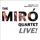 Miro Quartet Live!