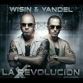 Wisin & Yandel: La Revolución [Evolution 2CD/1DVD] [Digipak]