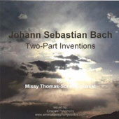 J.S. Bach: Two-Part Inventions