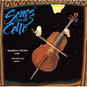 Songs from the Cello
