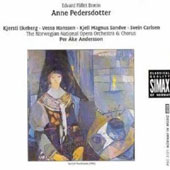 Edvard Fliflet Braein: Anne Pedersdotter