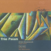 Trio Paian [Hybrid SACD]