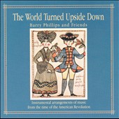Barry Phillips (Cello): World Turned Upside Down