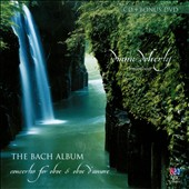 The Bach Album: Concertos for oboe BWV 1053, 1055, 1059; Sinfonias (2) / Diana Doherty, oboe, oboe d'amore