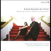 Grand Sonatas For Flute: Works by Pierne, Gade, Prokofiev
