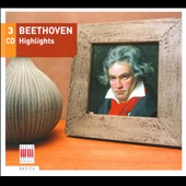 Beethoven Highlights from Berlin Classics