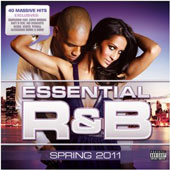 Various Artists: Essential R&B: Spring 2011