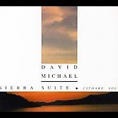 David Michael (Harp): Sierra Suite