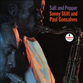 Paul Gonsalves/Sonny Stitt: Salt and Pepper