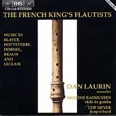 The French King's Flautists / Dan Laurin