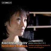 Rachmaninov: Paganini Rhapsody; Piano Concertos 1 & 4