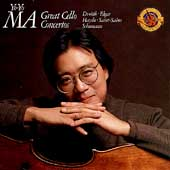 Great Cello Concertos / Yo-Yo Ma