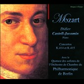 Mozart: Concertos K.414 et K.415