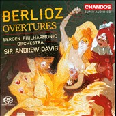 Berlioz: Overtures / Andrew Davis, Bergen PO